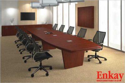 Ahşap Toplantı Masaları